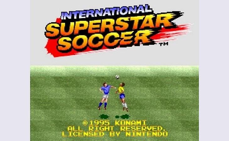 International Superstar Soccer fez incrível sucesso em todo o mundo nos anos 90 (Foto: Reprodução)