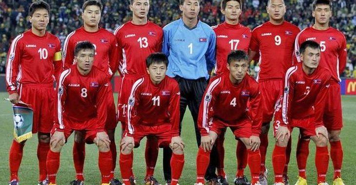 Como é o futebol na Coreia do Norte?