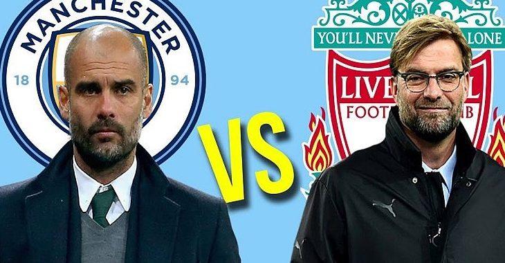 Manchester City é mais favorito que o Liverpool na luta pelo título da Premier League