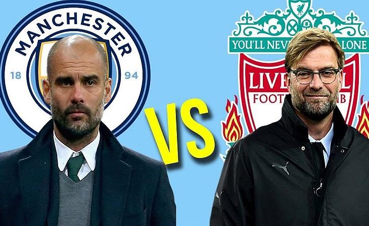 Manchester City, de Guardiola x Liverpool, de Klopp: quem leva a taça? (Foto: Reprodução Youtube)