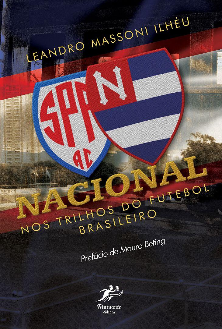 Livro foi lançado por ocasião do centenário do Nacional (Foto: Divulgação)