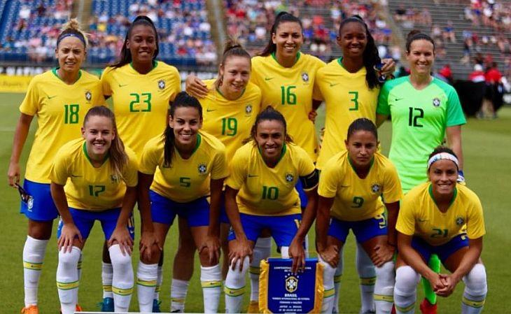 O país-sede do torneio de 2023 será anunciado em 2020 (Foto: CBF/Divulgação)
