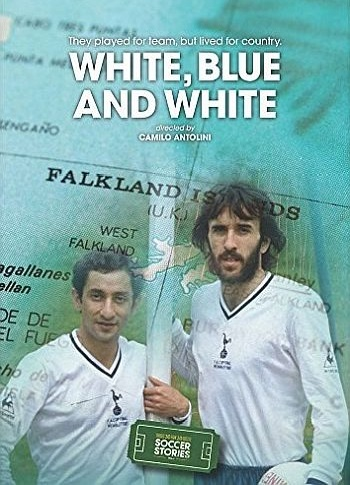 30 for 30 Soccer Stories - White Blue and White