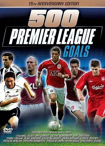 500 Premier League Goals