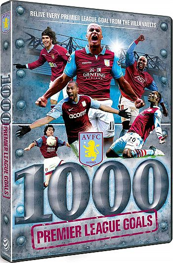 Aston Villa's 1000 Premier League Goals