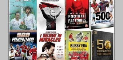22 DVDs de futebol muito legais à venda no site da Amazon UK
