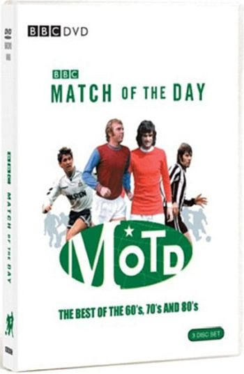 Match of the Day - The Best of the 60s 70s And 80s