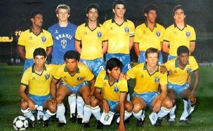 A seleção brasileira ficou sem títulos da Copa América entre 1949 e 1989 (Foto: Divulgação)