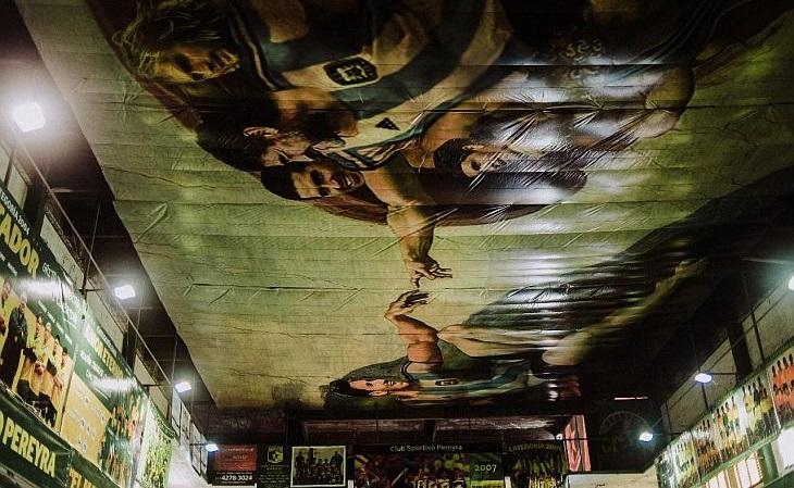 O ginásio mais lindo do mundo fica em Buenos Aires: a Capela Sistina do Futebol