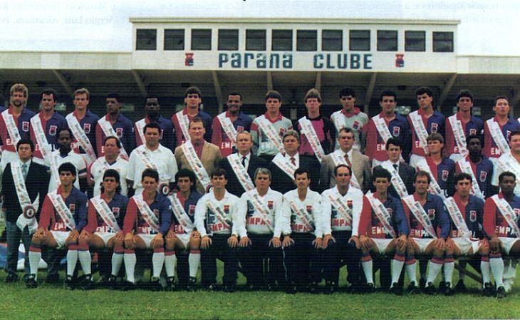 O Paraná nasceu da fusão de Colorado e Pinheiros, que já haviam sido fruto de uniões (Foto: Reprodução)