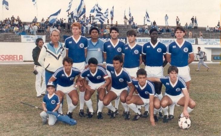 O Pinheiros, de 1971, surgiu a partir de Savóia e Água Verde, fundados em 1914 (Foto: Blog Historiador do Futebol)