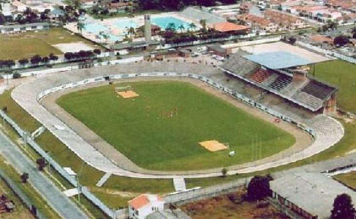 A Vila Olímpica do Boqueirão, do Pinheiros, virou patrimônio do Paraná (Foto: Reprodução)