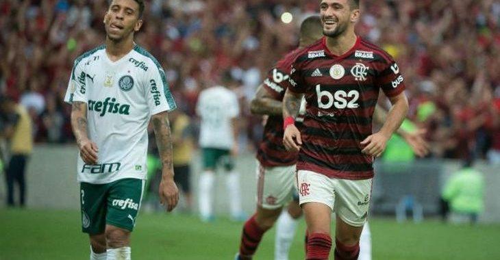 Flamengo é favorito ao título brasileiro na visão de apostadores internacionais