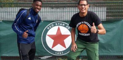 O dia em que virei atração ao visitar os rivais Red Star e Paris FC