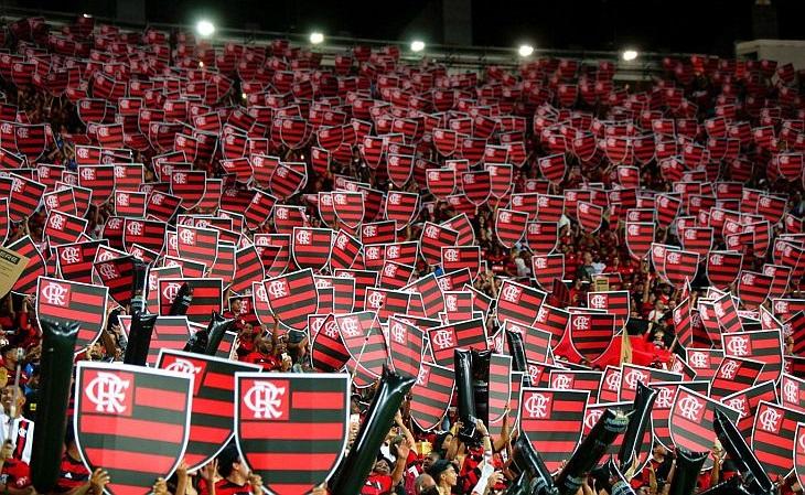 Média de público do Flamengo no Brasileirão de 2019 é a maior desde 1983