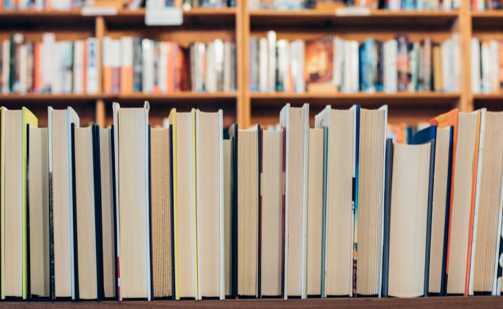 Para quem é fã de leitura, nada é melhor para preencher a quarentena (Foto: Unsplash/Reprodução)