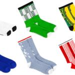 A loja The Final Third produz meias com estampas clássicas de futebol (Foto: Divulgação)