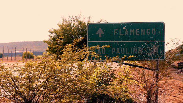 Flamengo é um distrito distante 440 km de Fortaleza (Foto: Rafael Luis Azevedo/Verminosos por Futebol)