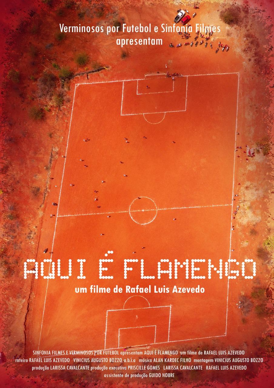 Aqui é Flamengo, documentário de Rafael Luis Azevedo, do Verminosos por Futebol