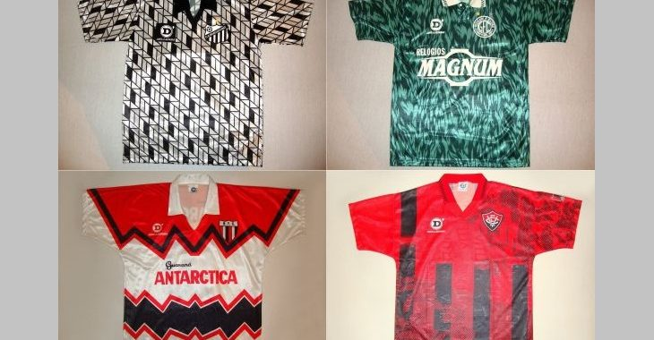 Dellerba: A história da marca que fez as camisas mais loucas do futebol brasileiro