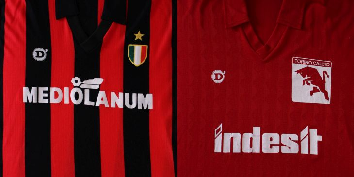 Essa era uma forma de ter acesso a camisas de times italianos (Foto: Verminosos por Futebol)
