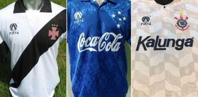 Finta: A história da marca esportiva brasileira que brilhou em campo nos anos 90
