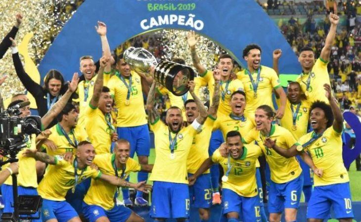 A seleção brasileira é a equipe com mais apostas ao título mundial de 2022 (Foto: CBF)