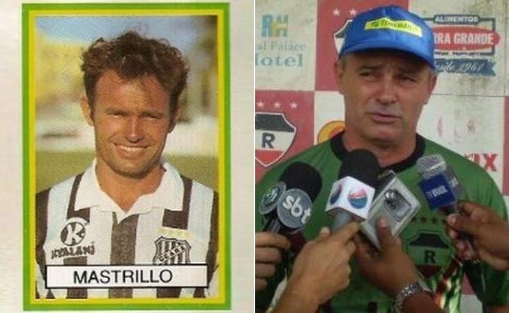 Mastrillo, com 40 transferências entre clubes, é o recordista nesse quesito no futebol brasileiro (Foto: Reprodução)
