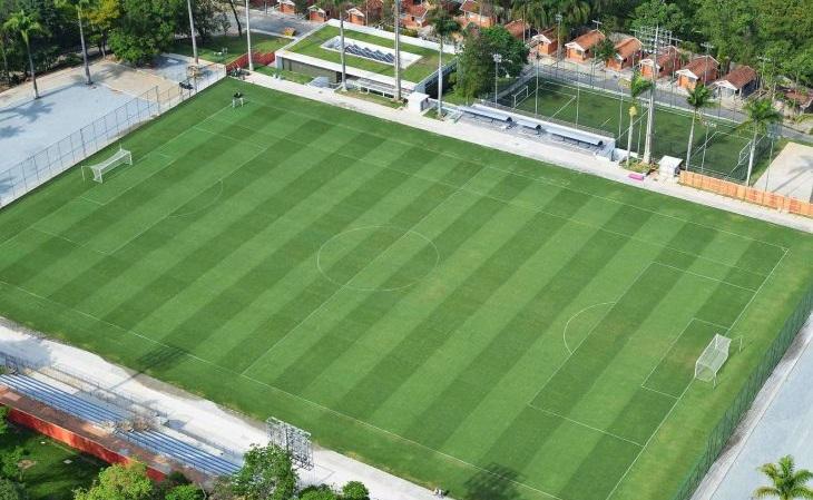 Estádio das Alterosas é palco dos times femininos locais (Foto: Renato Cobucci/Divulgação)