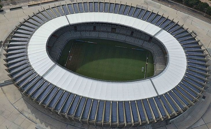 O Mineirão conta com um dos melhores museus de futebol do país (Foto: Divulgação/Wikipedia)