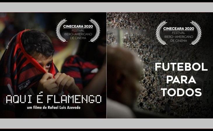 """Os curtas """"Aqui é Flamengo"""" e """"Futebol para Todos"""": nossos primeiros videodocs (Foto: Divulgação)"""