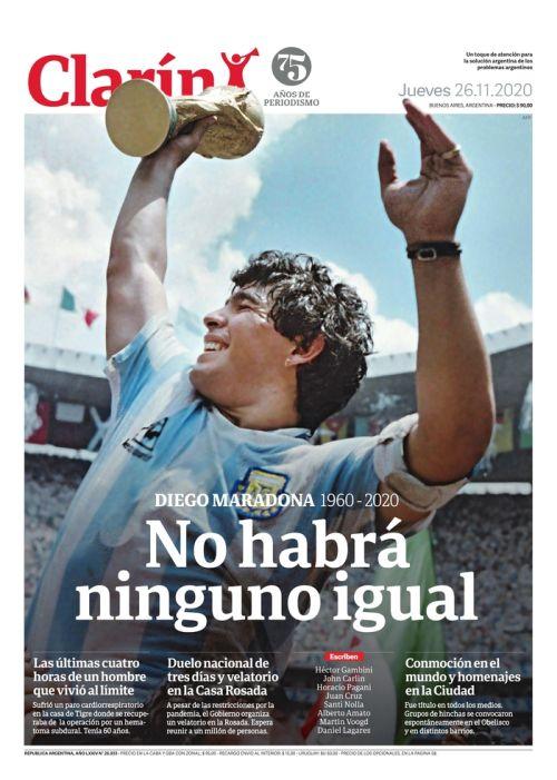 Argentina - Clarin