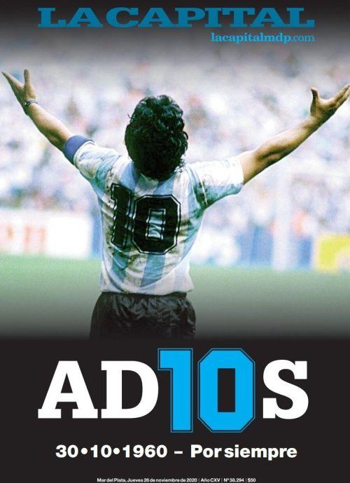 Argentina - La Capital