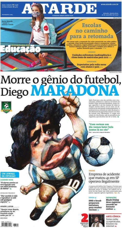 Brasil - A Tarde