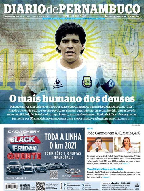 Brasil - Diário de Pernambuco