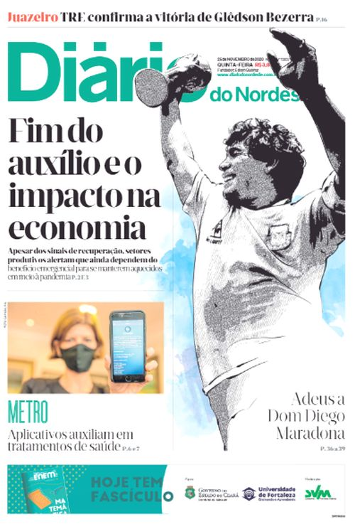 Brasil - Diário do Nordeste