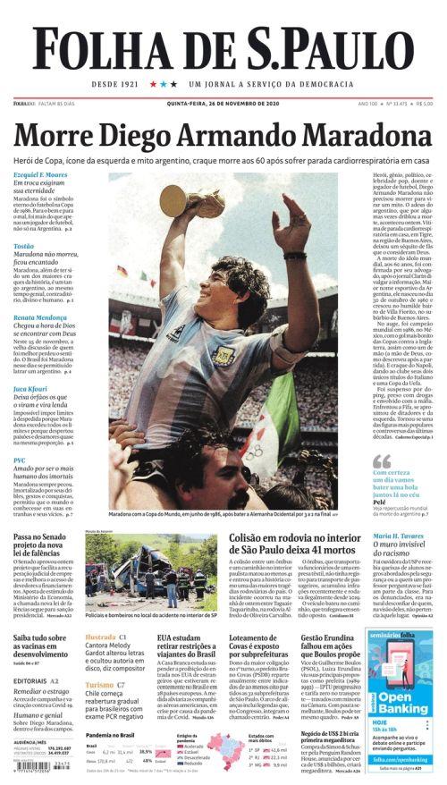 Brasil - Folha de S. Paulo