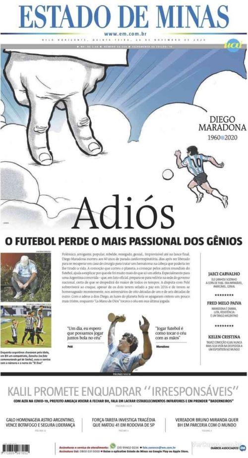 Brasil - O Estado de Minas