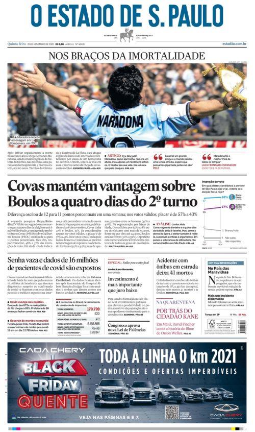 Brasil - O Estado de S Paulo