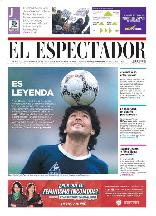 Colômbia - El Espectador