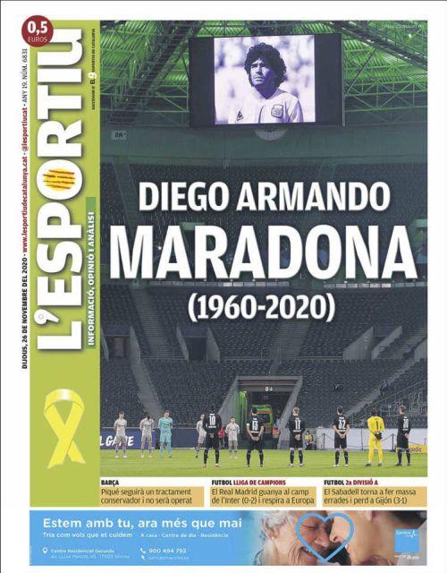 Espanha - L'esportiu