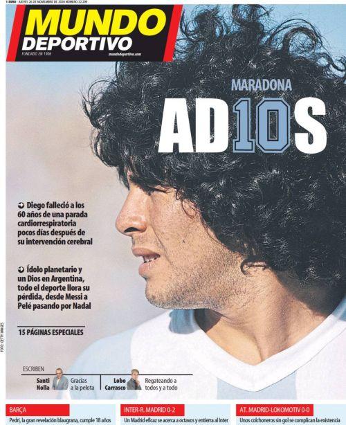 Espanha - Mundo Deportivo