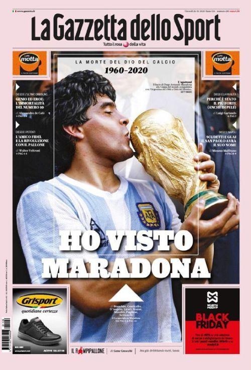 Italia - La Gazzetta dello Sport