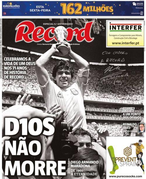 Portugal - Record