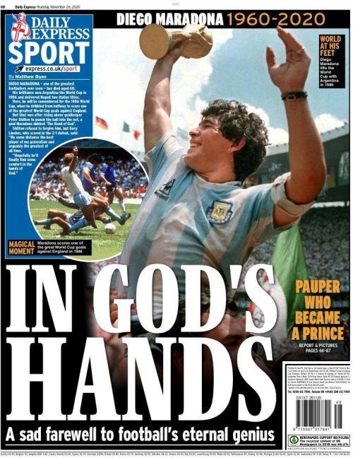Reino Unido - Daily Express Sport