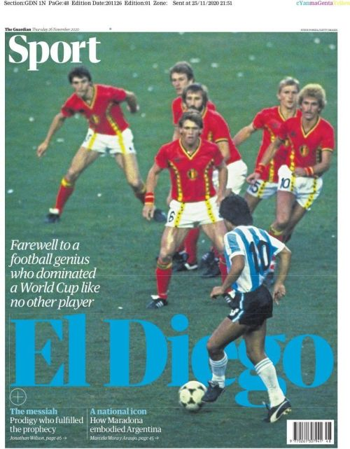 Reino Unido - The Guardian Sport