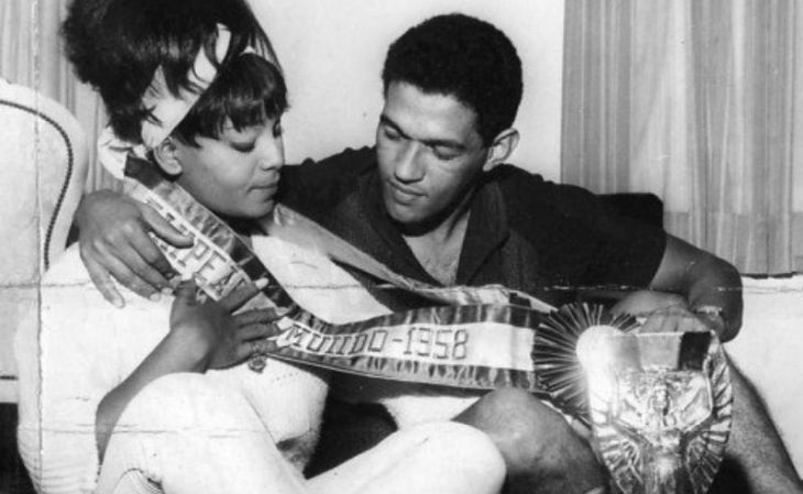 O relacionamento entre Garrincha e Elza Soares deu o que falar nos anos 60 (Foto: Reprodução)