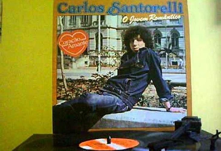 Músico desde 1979, Carlos Santorelli já compôs mais de 2.200 canções (Foto: Reprodução)