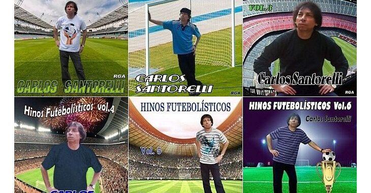 Músico paulista já produziu hinos de mais de 140 clubes do futebol brasileiro