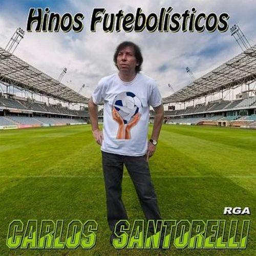 Hinos-Futebolisticos-Carlos-Santorelli-volume-1-disco